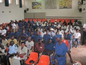 Ikibiri Coalition Police Armories Project